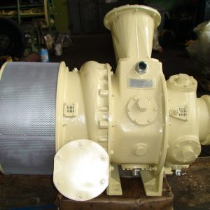 Turbocharger PDH35V A1 - A2