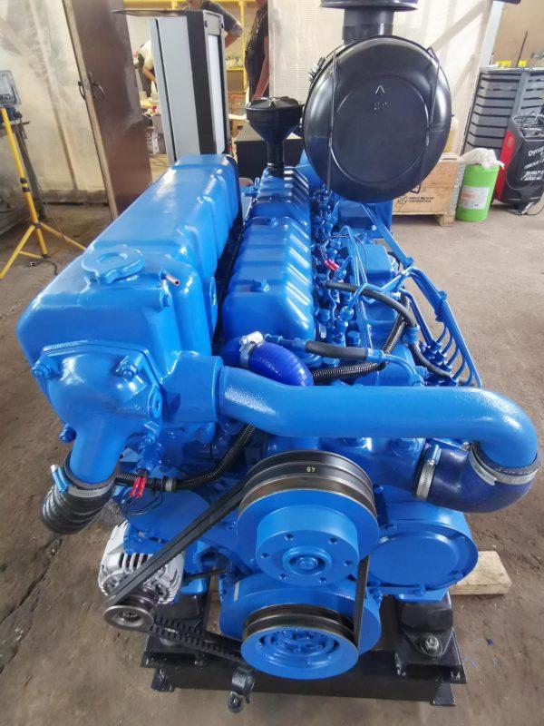 ENGINE SISU DIESEL 634 DSBMG 130kw